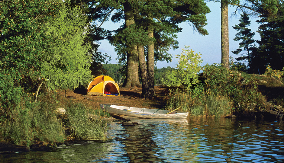 for Camping and fishing near me