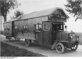 История на кемпера в черно-бели кадри (1890-1929 г.)