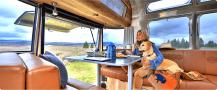 Легендарната каравана Airstream с лимитирана серия за 2016 г.