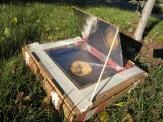 Как да направим соларна фурна