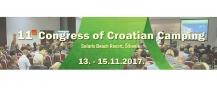 11-ти конгрес на хърватския къмпинг сектор