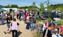 Селски пазар на къмпинг Велико Търново