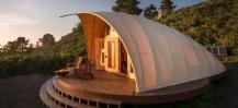На къмпинг с луксозна автономна палатка