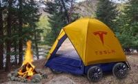 Tesla – най-добрата кола за къмпинг в света?