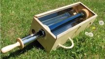 Българин изработва соларни барбекюта