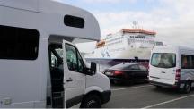 Стачка на фериботите в Гърция на 22 и 23 септември