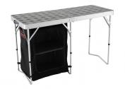Сгъваема маса с шкаф 2in1 Coleman Camp