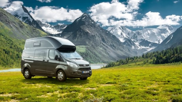 Новият Westfalia Nugget Plus с мини тоалетна