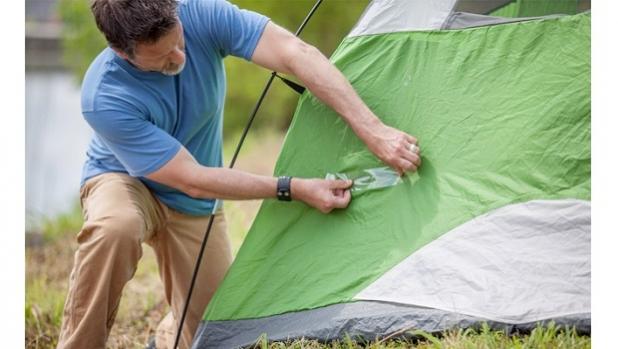 Съхранение на палатката извън сезона