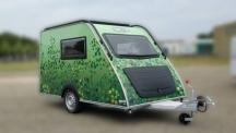Компактен къмпинг: три нови малки каравани