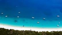 Вижте най-пазените в тайна плажове в света
