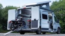 Citroën с решение за къмпингарите мотористи