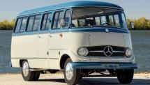 Mercedes Camper в духа на класическия VW