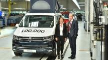 VW произведе 100 000-ят California