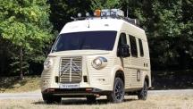 Citroën Type H WildCamp: Нов кемперван за ретро маниаци