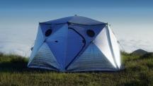 ShiftPod - Най-добрата палатка в света