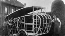 Историята на Hymer Group в снимки - 1931-2018 г.