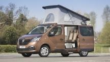 Renault представи кемперван Trafic Esterela