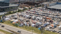 The first edition of Camping & Caravanning Expo in Sofia, Bulgaria
