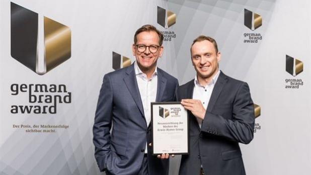 Erwin Hymer Group получи награда за бранд мениджмънт