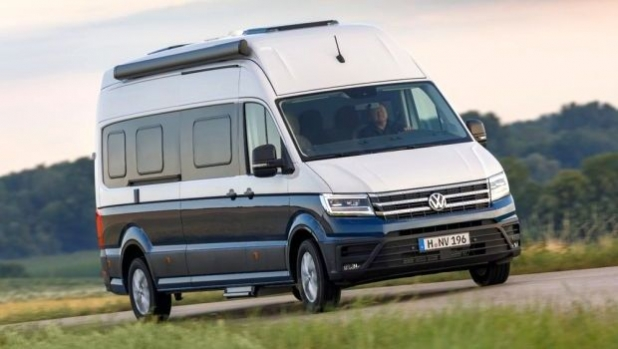 Volkswagen Grand California 680 - 2019 г.