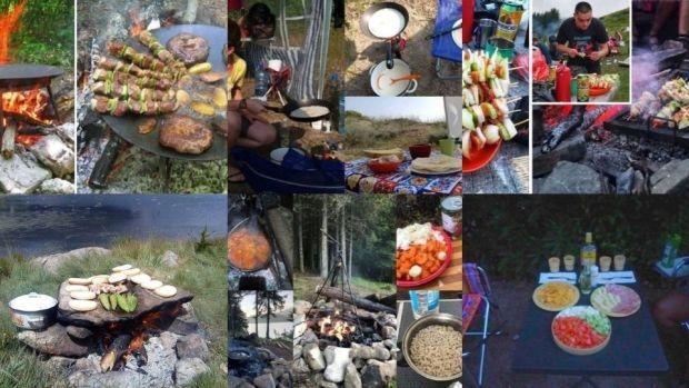 Победителите във втората седмица на Конкурса за кулинарни къмпинг рецепти