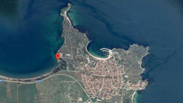 Плаж Вромос край Черноморец е опасен за здравето