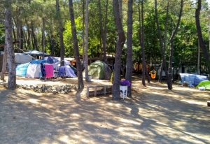 Camping Zona Kraken