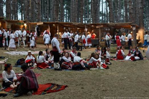 Девети фестивал на фолклорната носия, гр. Жеравна, 19 -21 август 2016 г.