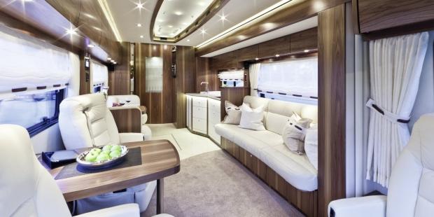 VarioMobil: Най-луксозният кемпер в света