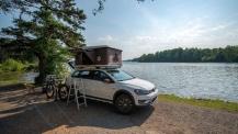 VW Golf Alltrack Country Concept (фотогалерия)
