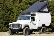 Land Rover Defender mdx - кемпер-всъдеход