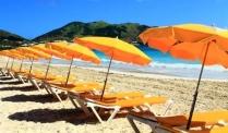 Карта с цените на чадърите и шезлонгите по плажовете ни
