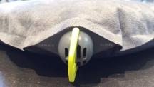 Иновативният вентил на самонадуваемите постелки Outwell