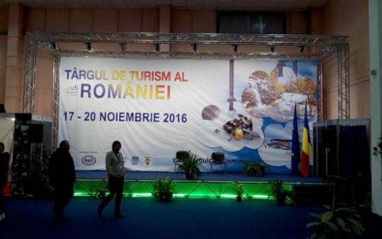 Туристическото изложение TTR в Букурещ