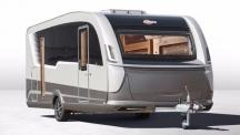 Концептуалната каравана Harmony 3 от Bürstner показва бъдещето на глемпинга