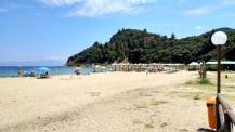 Плажът на къмпинг Лакара отличен със син флаг