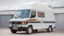 От архивите: Mercedes-Benz Westfalia James Cook