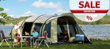 Голямо намаление на палатки в CampingRocks