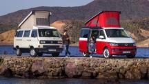 Volkswagen California е сред най-бавно обезценяващите се превозни средства