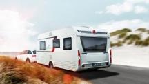 Ограниченията на скоростта в Европа за автомобил с каравана