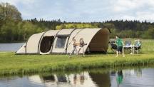 9 лесни стъпки за разпъване на надуваема палатка