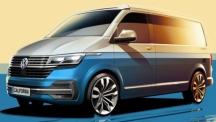 Volkswagen анонсира новата California 6.1