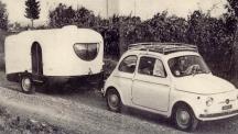От архивите: Първата каравана на Laika от 1964 г.