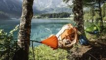 flying tent е всичко, от което се нуждаете за къмпинг