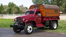 Chevrolet Army Camper от 1942 г.