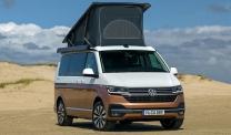 Първи снимки на VW California 6.1