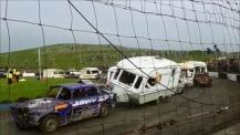 Видео на деня: Buxton Caravan Raceway