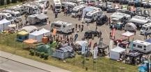 Палатковото село на Къмпинг и караванинг експо 2019