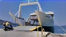 Стачка на фериботите в Гърция на 3 юли
